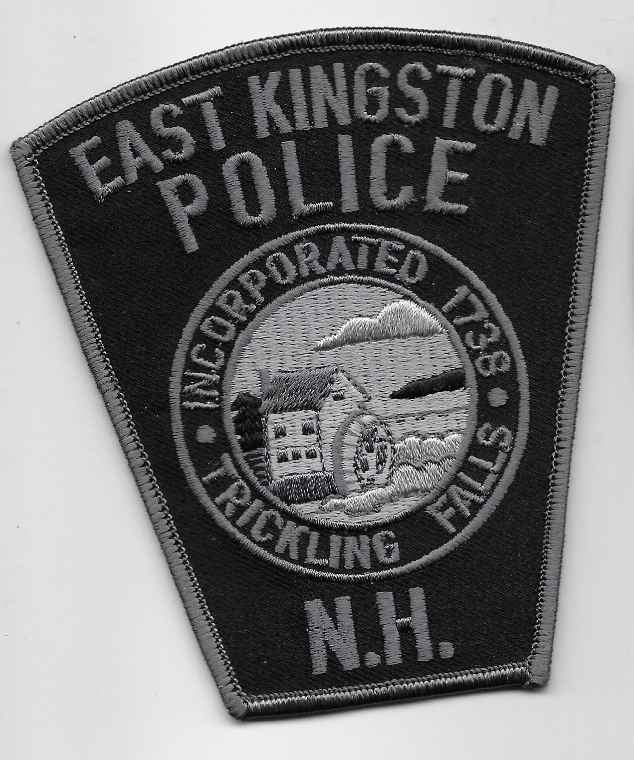 East Kingston SWAT Police NH