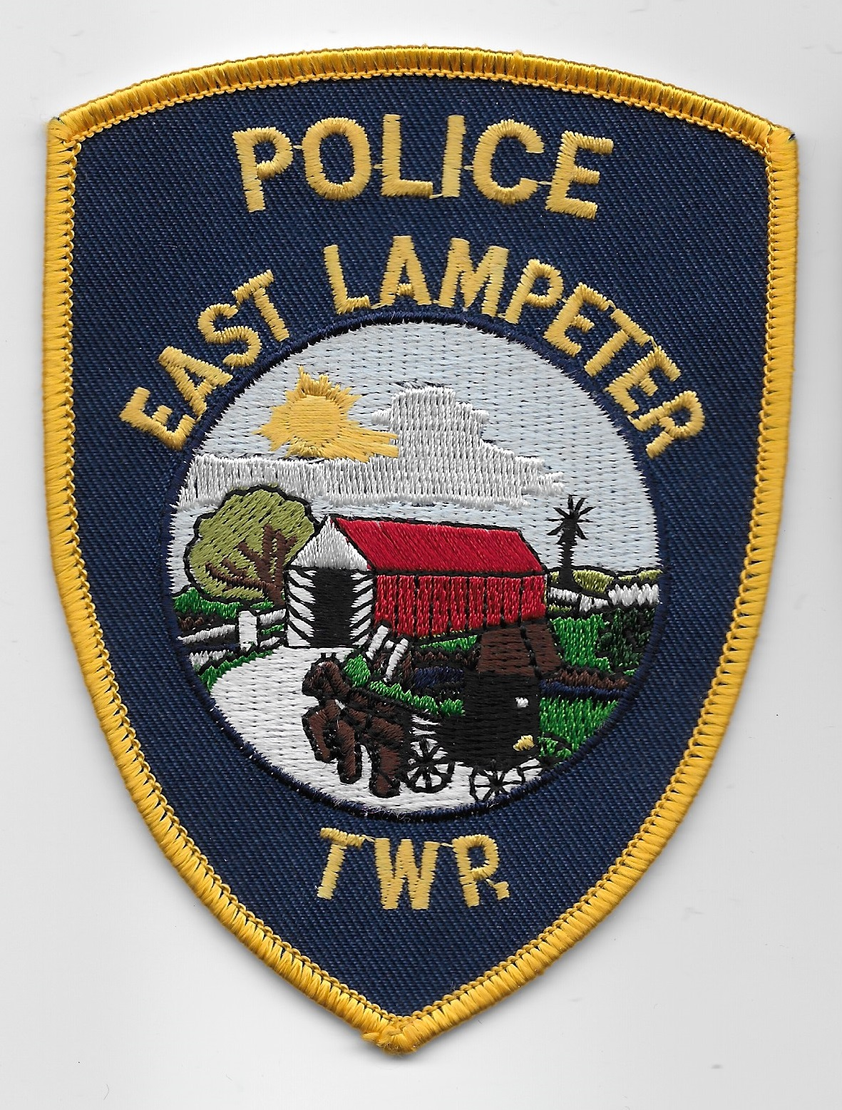 East Lampeter Police PA