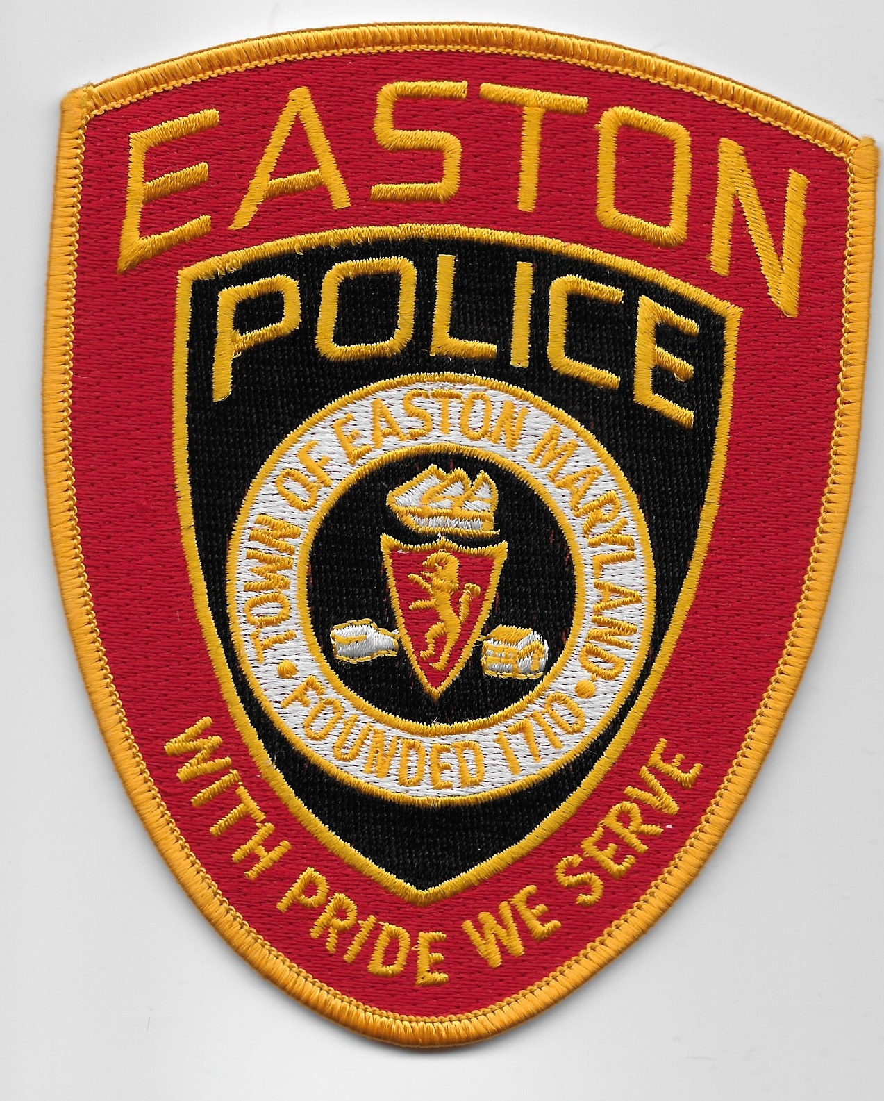 Easton Police MD