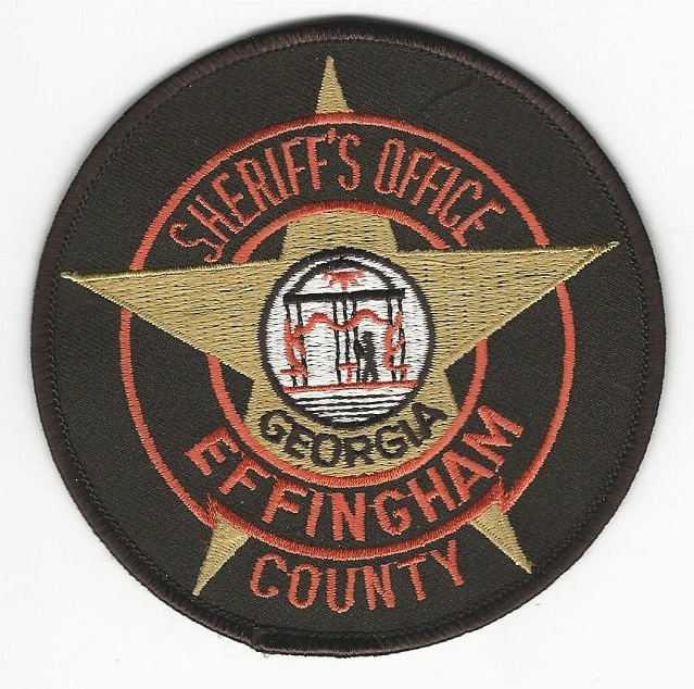 Effingham County Sheriff Georgia