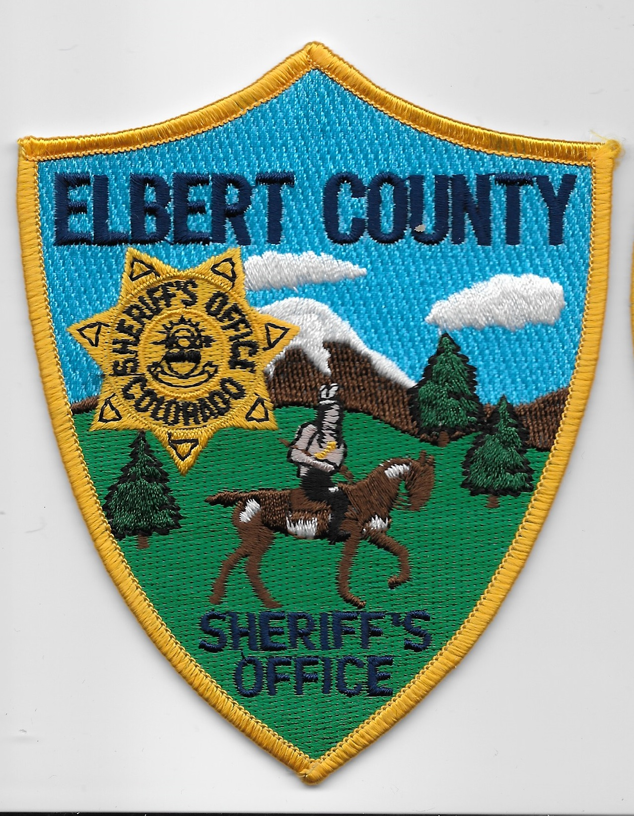 Elbert County Sheriff CO