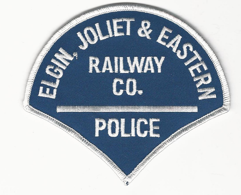 Elgin Joliet & Eastern Railroad POlice