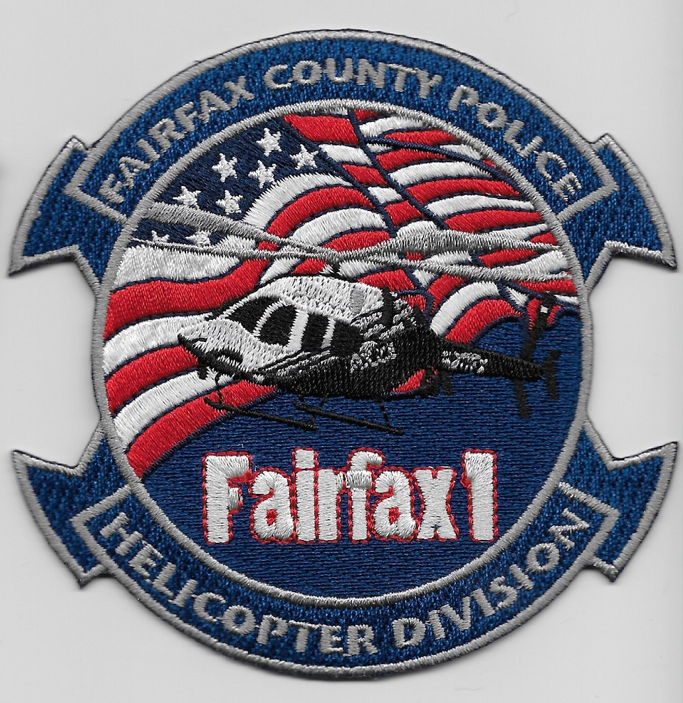 Fairfax County Police Aviation VA