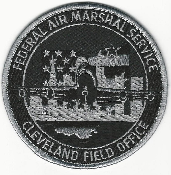 US FAM Air Marshal (OHIO) SRT GRAY