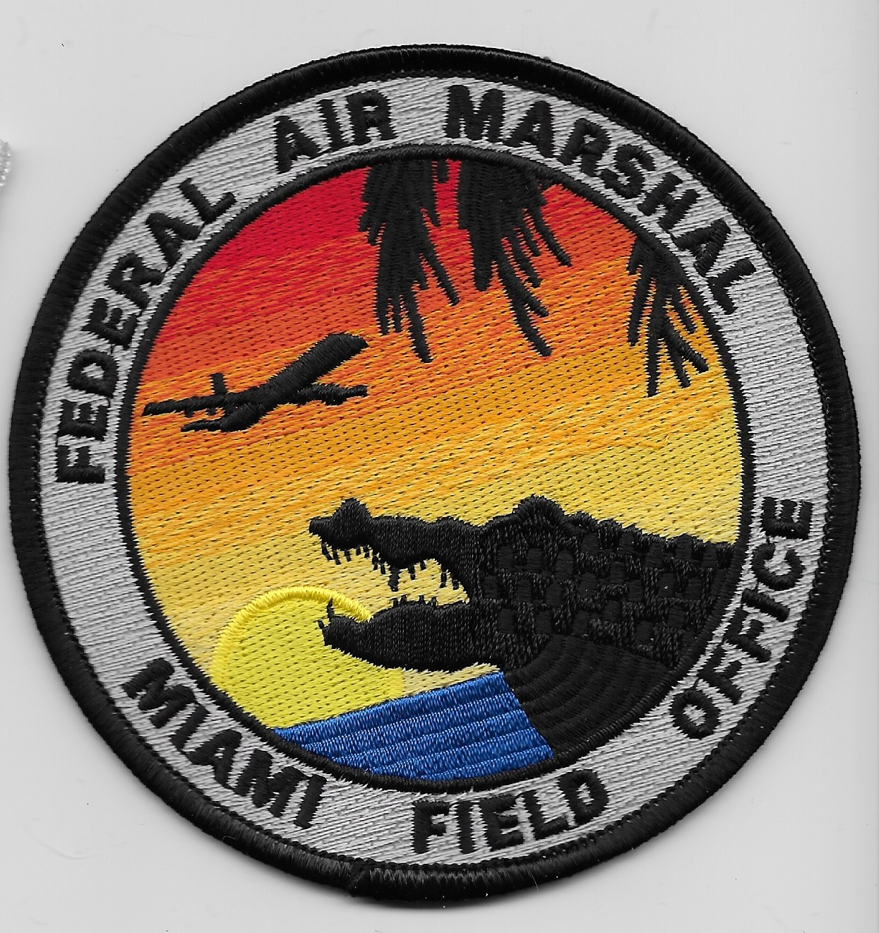 US FAM Air Marshal Miami