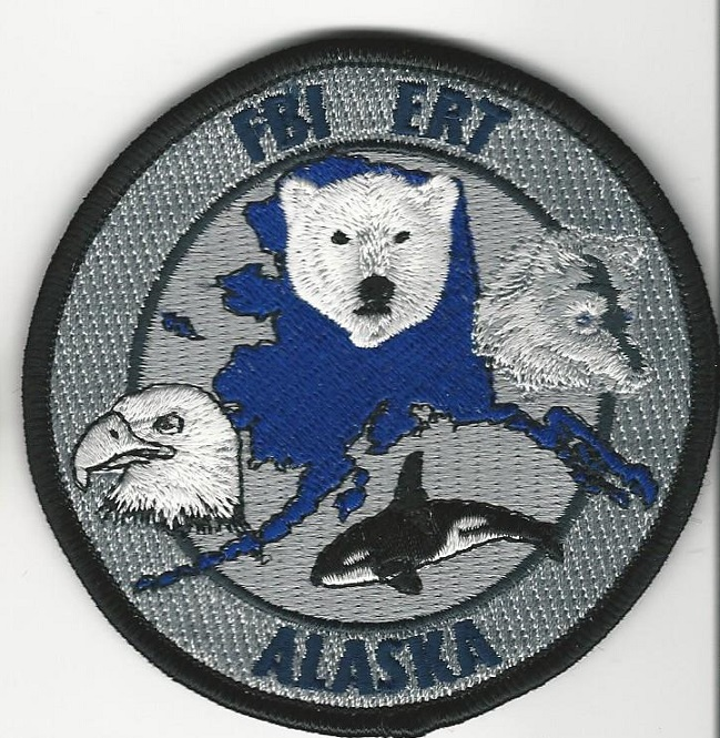 FBI Swat Srt Alaska Gray Wolf