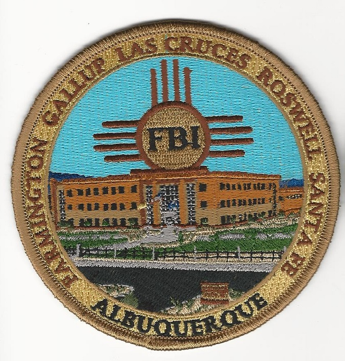 FBI Las Cruces New Mexico Gman