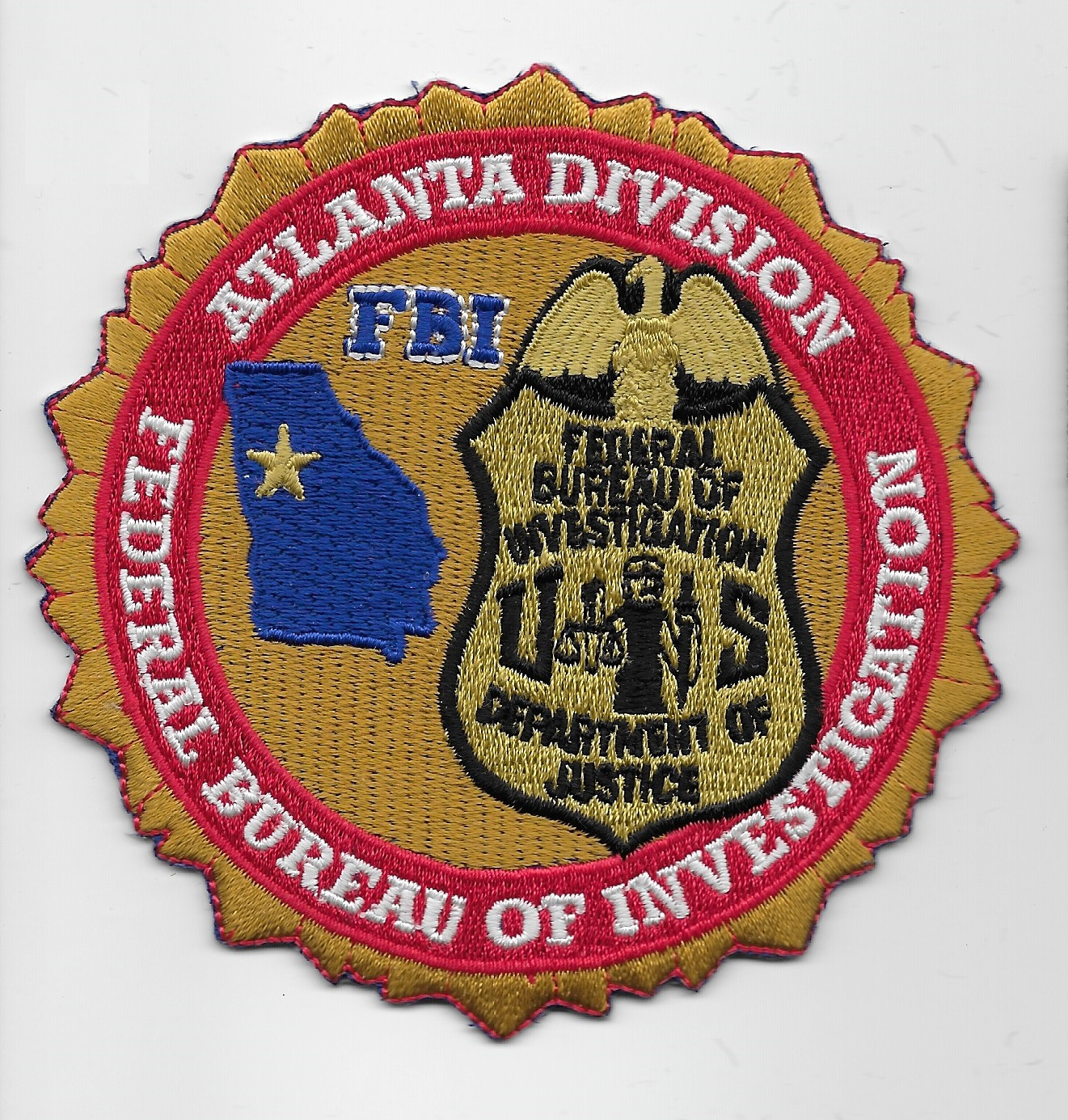 FBI Atlanta Division MT