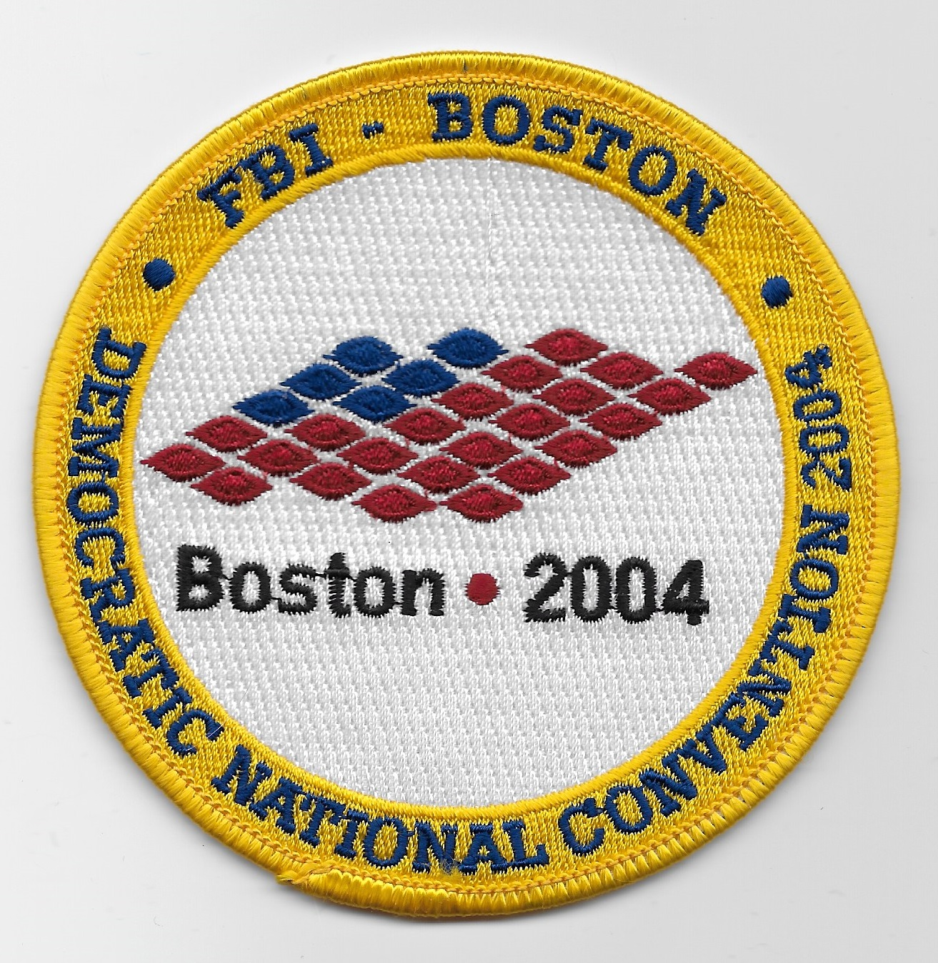 FBI Boston 2004 Dem National Conv