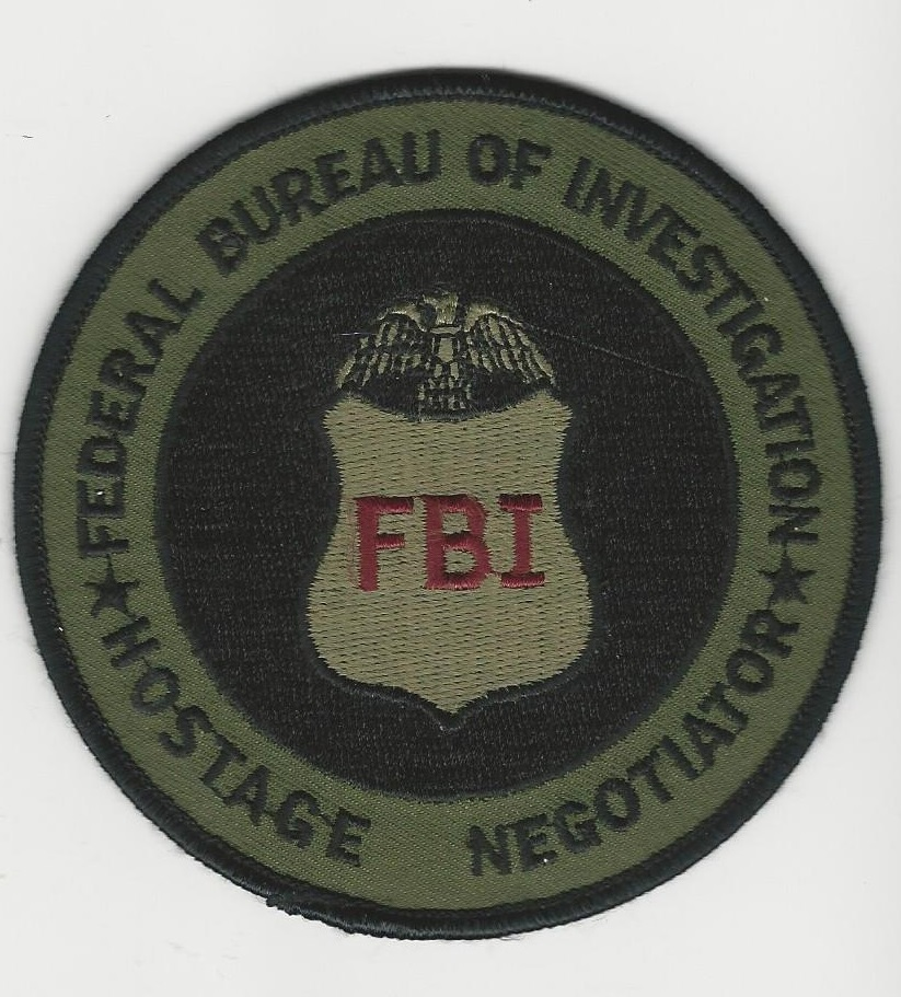 FBI Hostage Negotiator