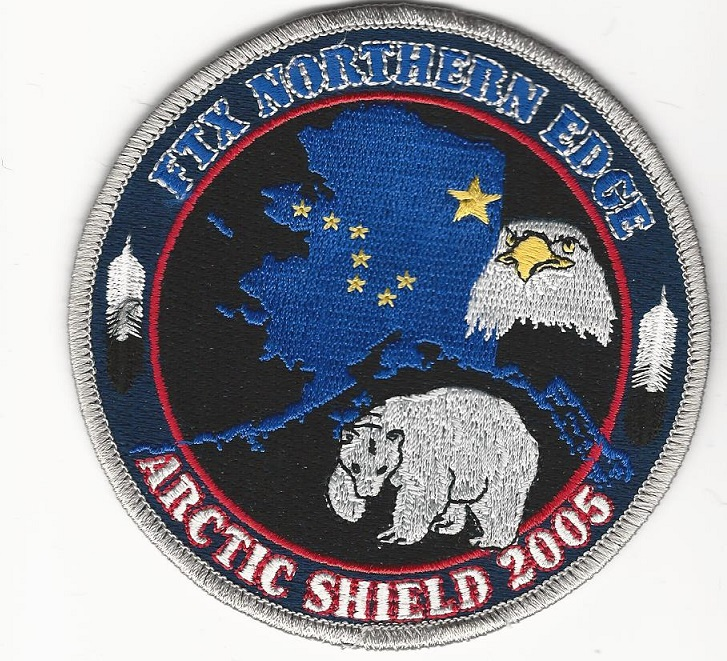 FBI Alaska FTX Northern Edge 2005