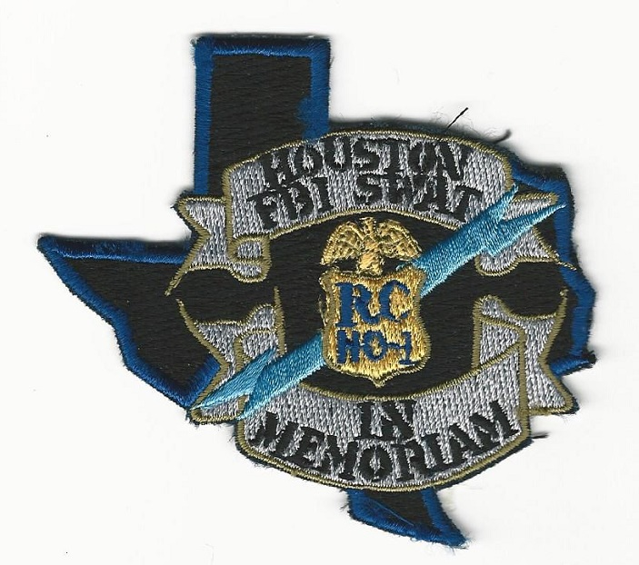 "FBI HOUSTON SWAT ""In Memoriam"""