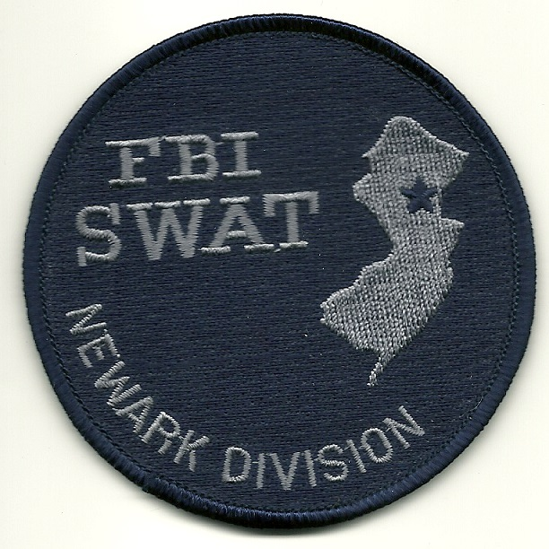 FBI Newark NJ SWAT