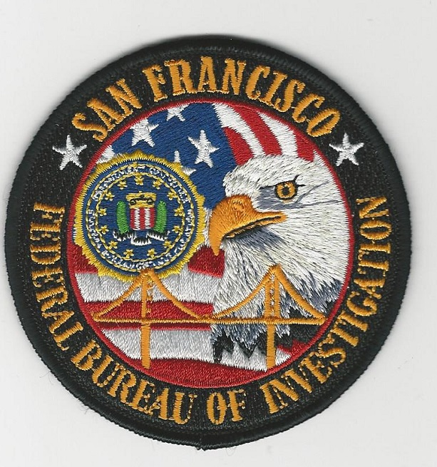 FBI San Francisco CA NEW GMAN