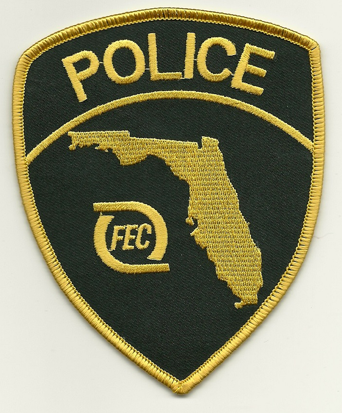 Florida East Coast Railway POlice
