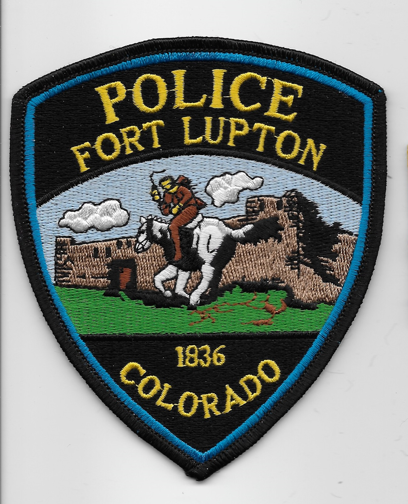 Fort Lupton Police CO