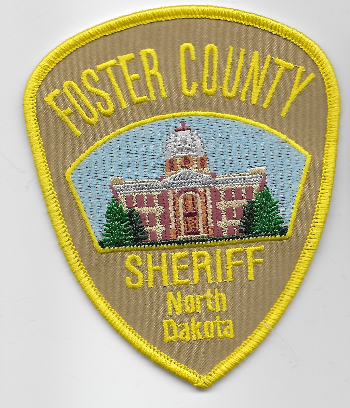 Foster County Sheriff ND