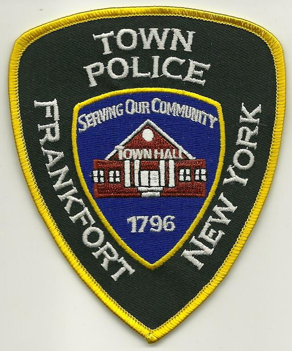 Frankfort POlice State New York NY