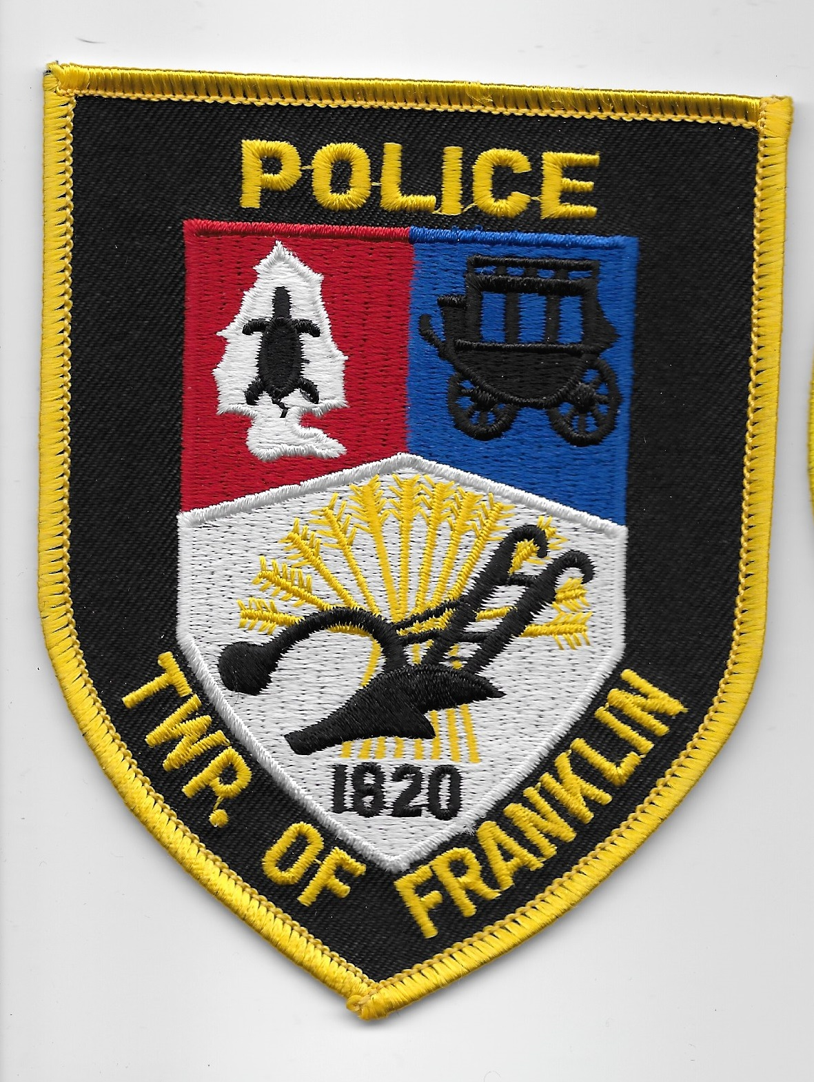 Franklin Police NJ