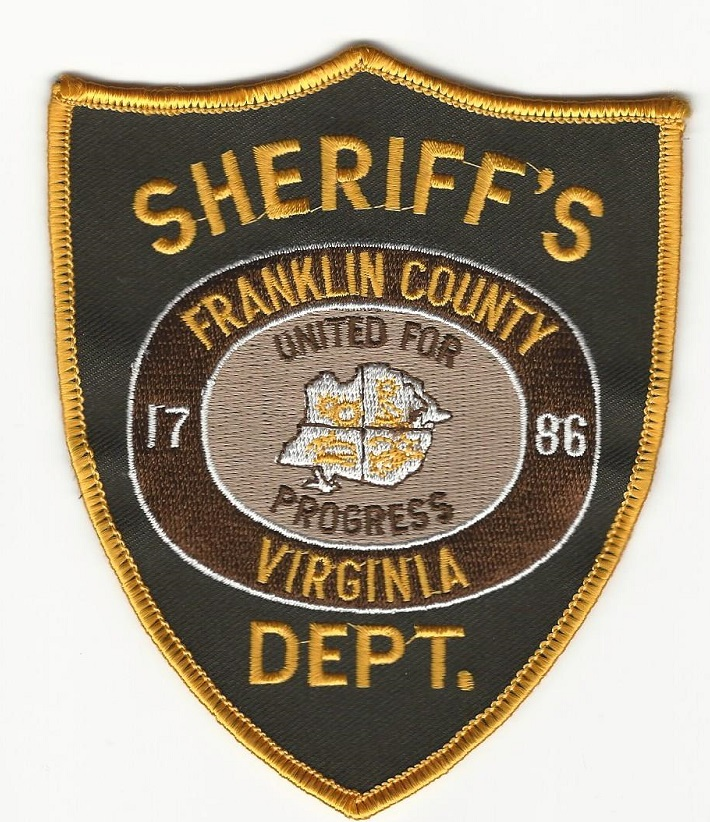 Franklin County Sheriff VA