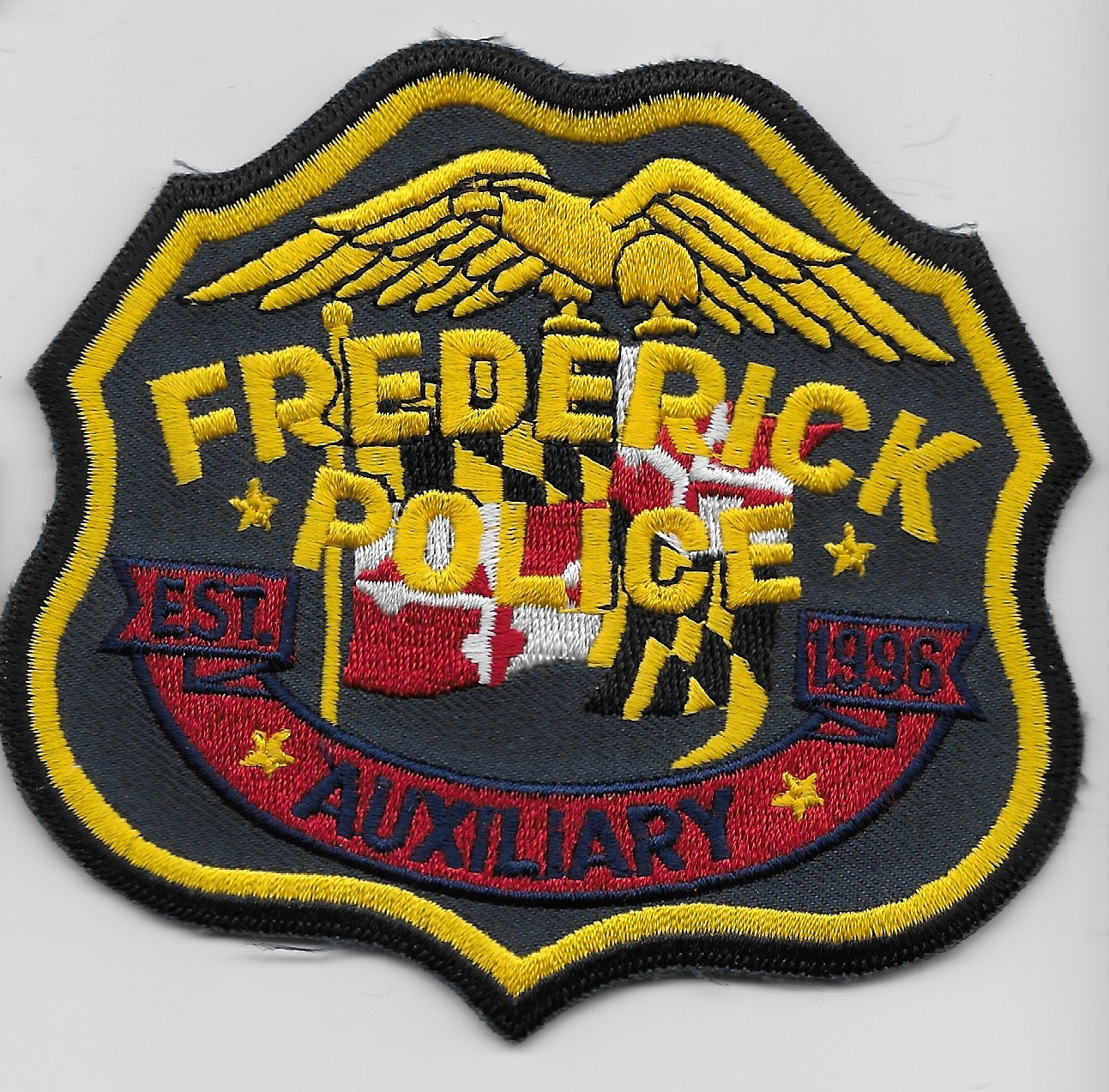 Frederick Police Aux MD