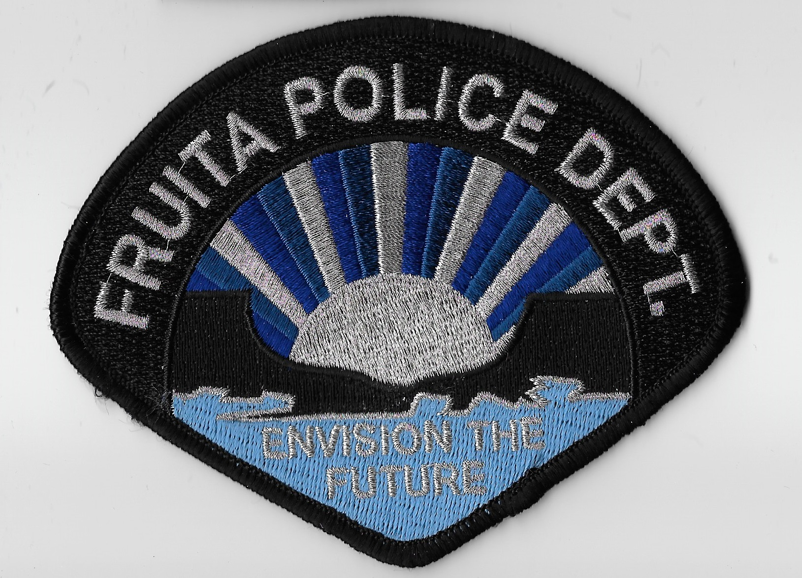 Fruita Police CO black