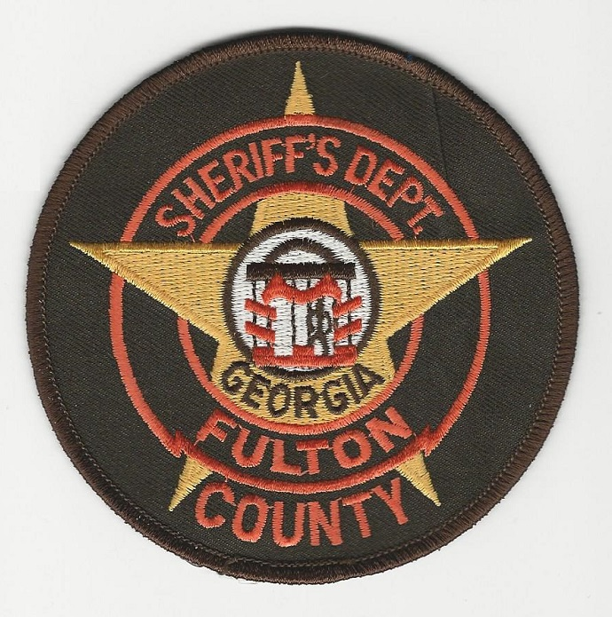 Fulton County Sheriff Georgia