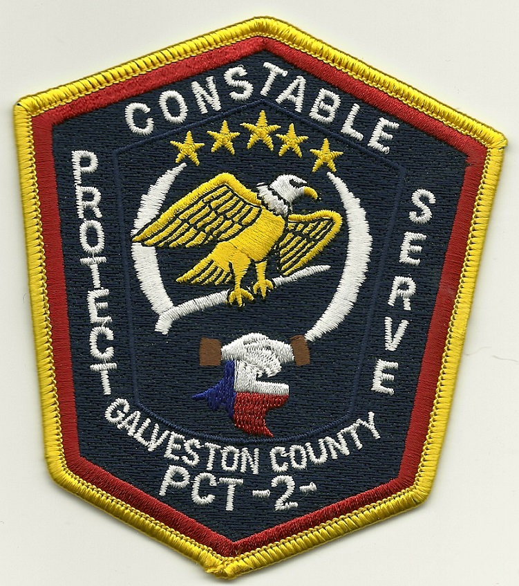Galveston County Constable PCT 2 Texas TX