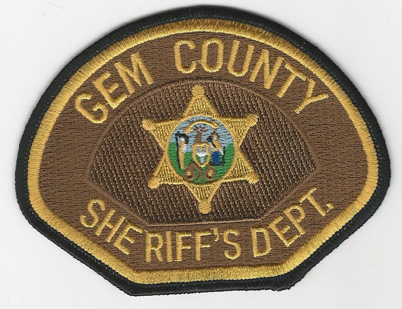 Gem County Sheriff ID