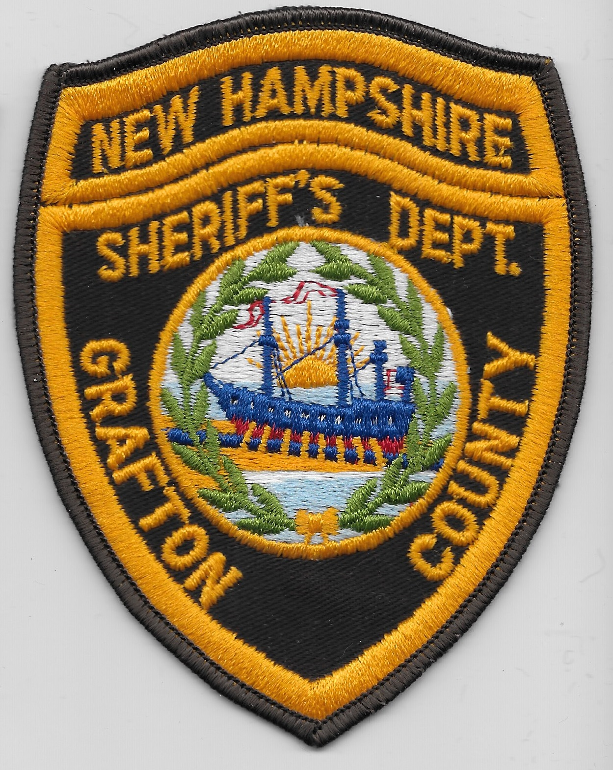 Grafton Police NH