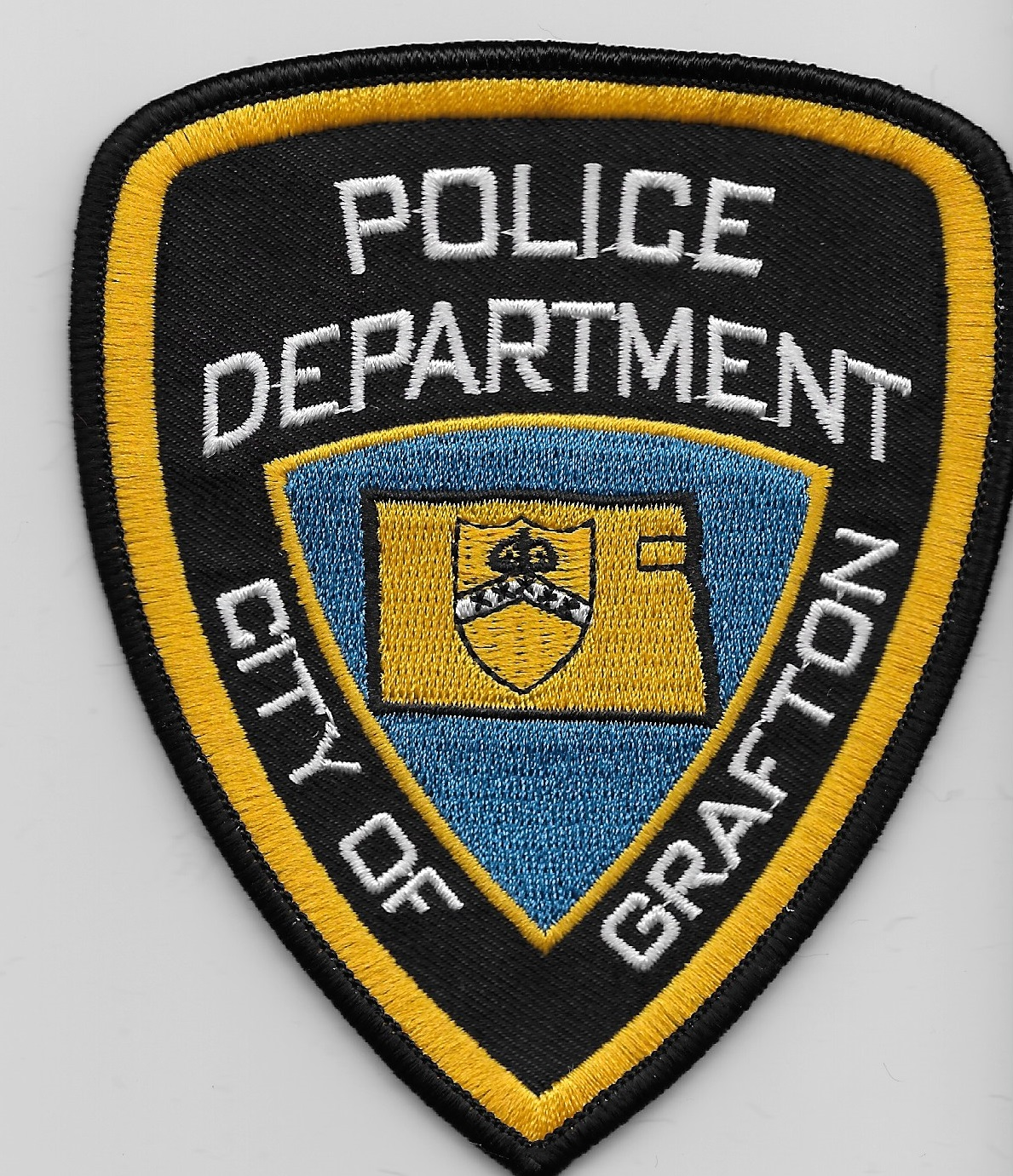 Grafton Police ND