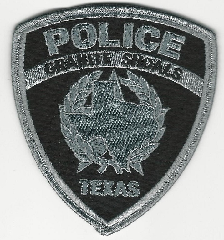 Granite Shoals Police TX SWAT