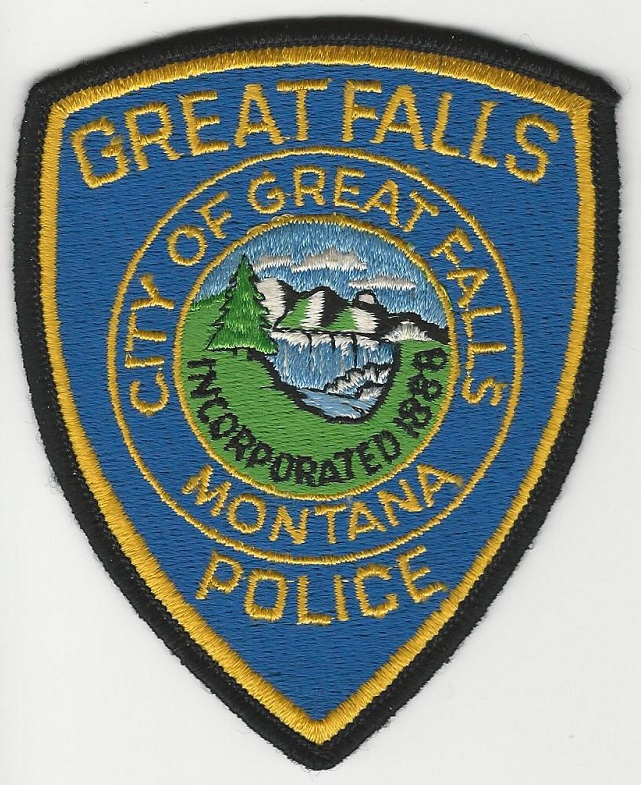 Great Falls Police MT