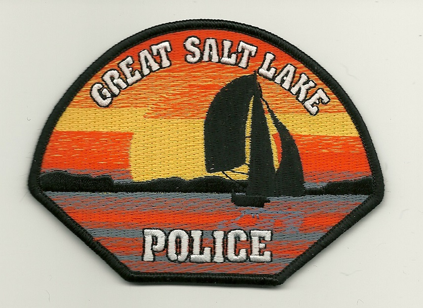 Great Salt Lake Police Utah UT