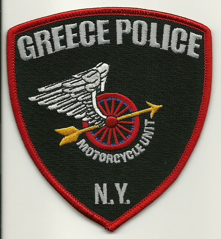Greece Police Motors NY