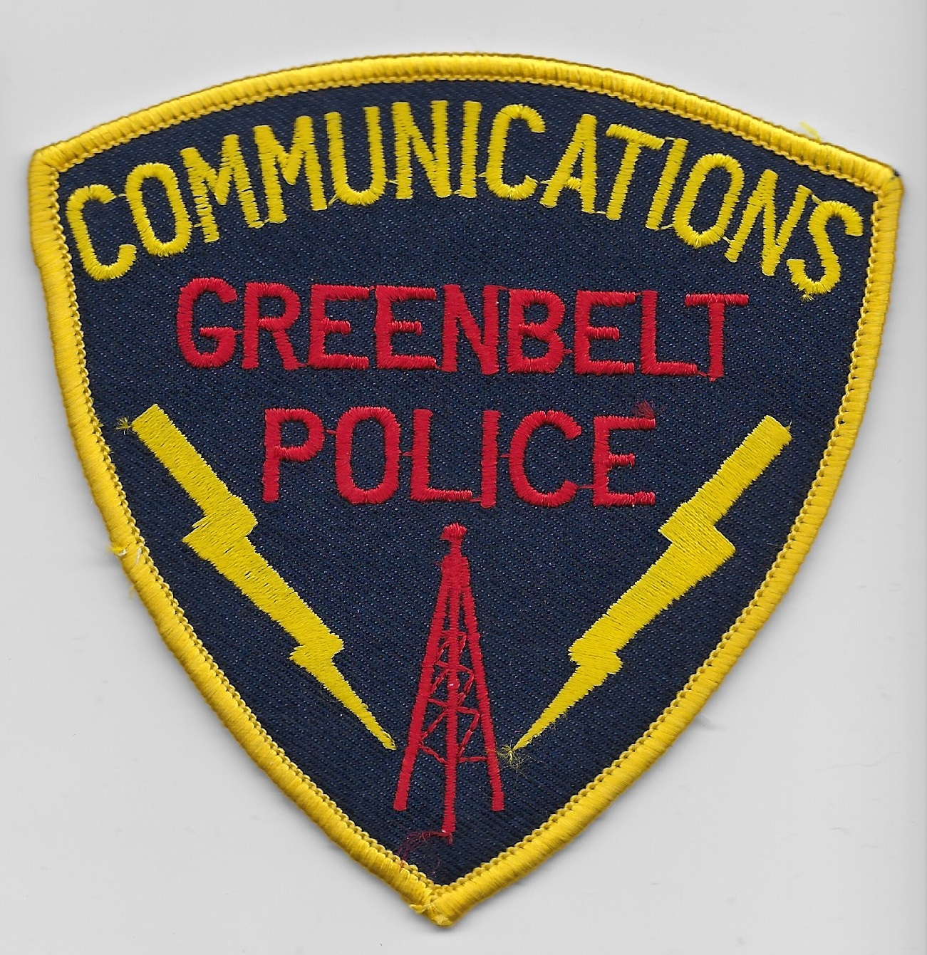 Greenbelt Police Communications MD