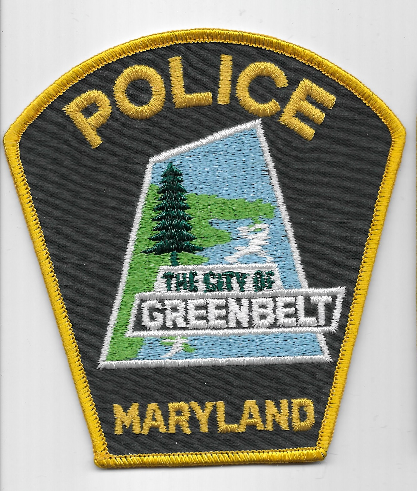 Greenbelt Police MD