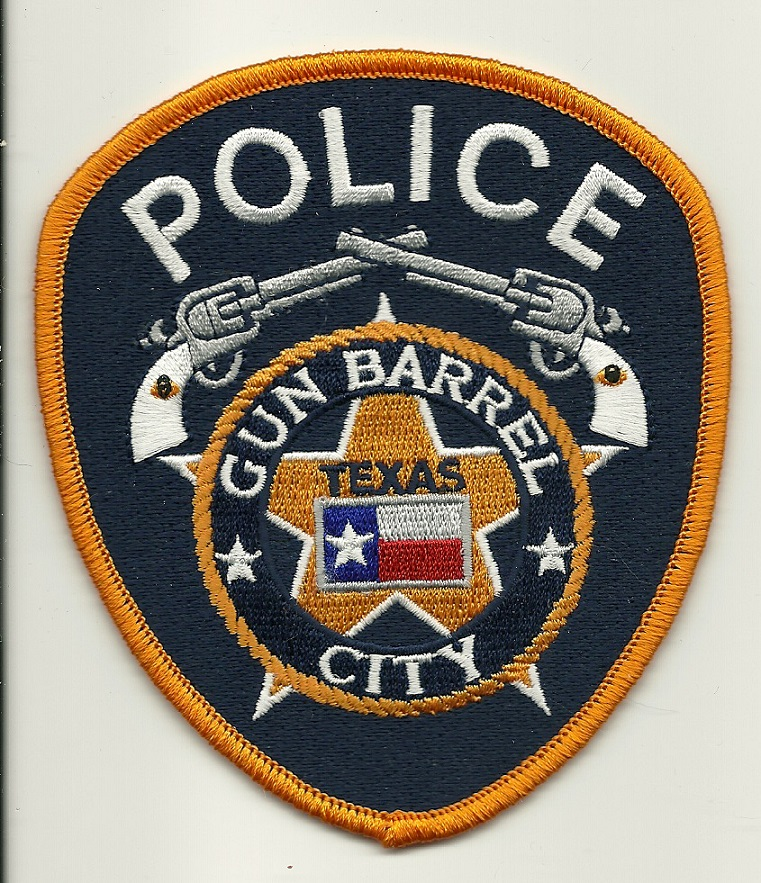 Gun Barrel Police Texas TX