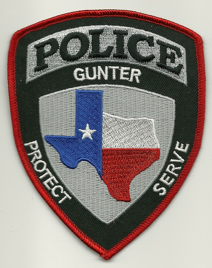 Gunter Police Texas TX