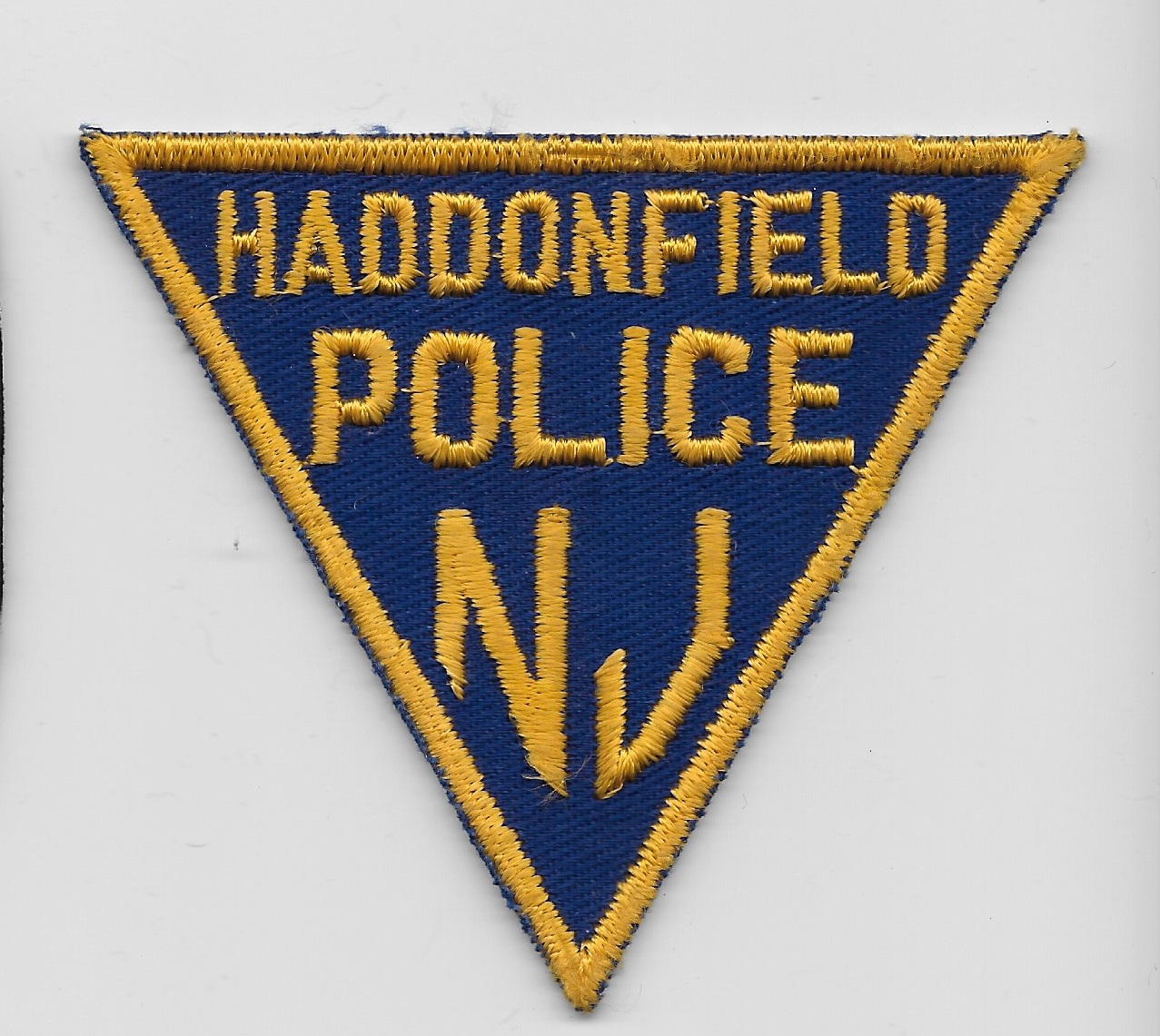 Haddonfield Police NJ