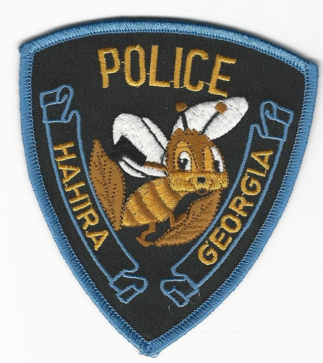 Hahira Police shoulder patch