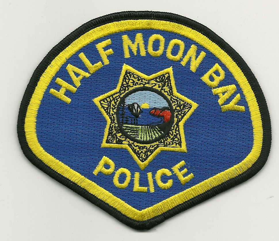 Half Moon Bay Police California