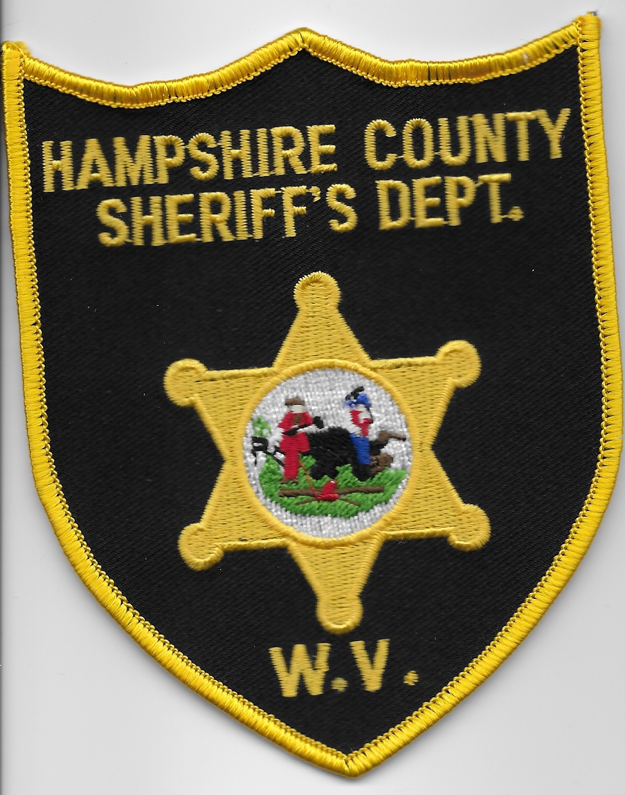 Hampshire County Sheriff WV