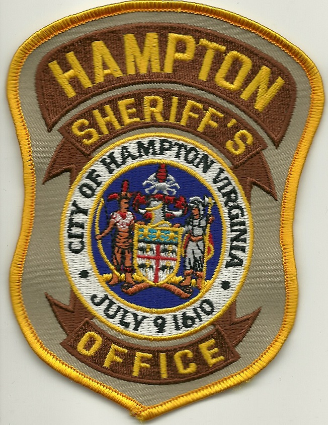 Hampton County Sheriff VA