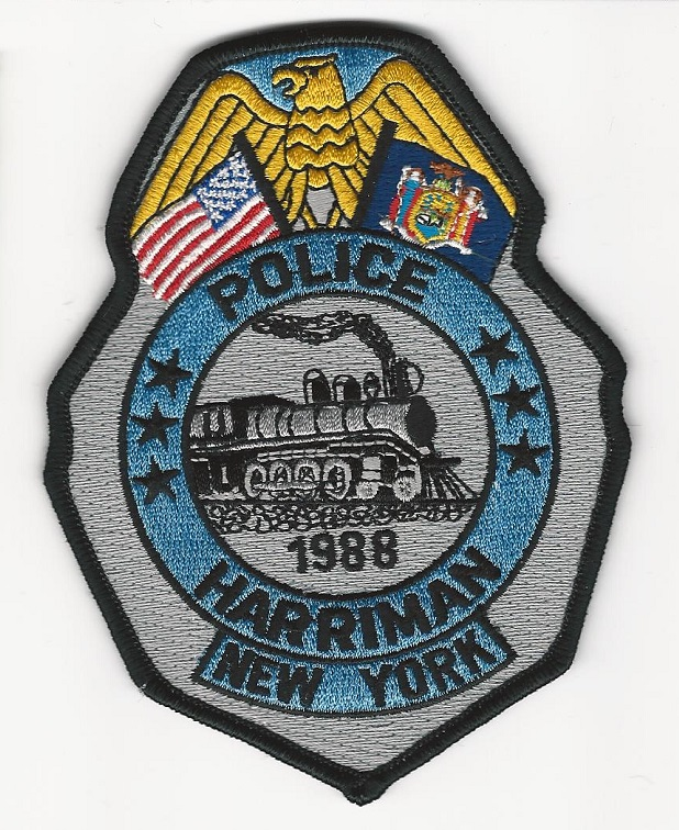 Harriman Police New York Train