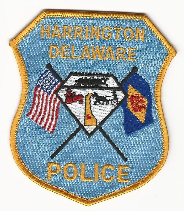 Harrington Police Delaware