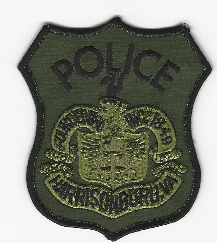 Harrisonburg Police SWAT VA