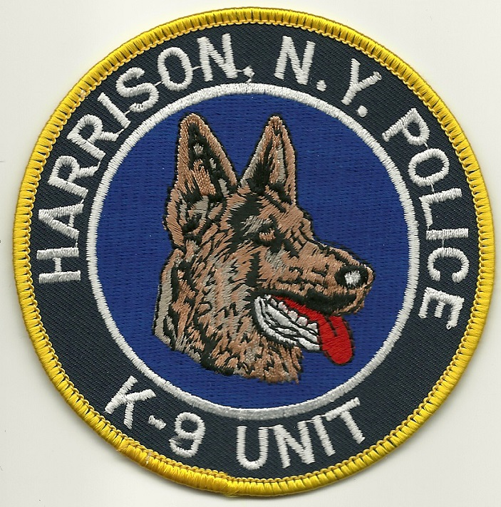 Harrison Police k9 k-9 New York