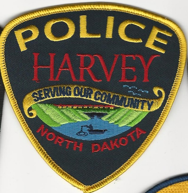Harvey Police North Dakota ND