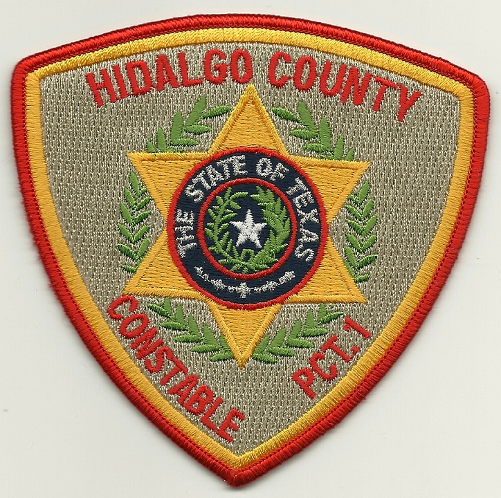 Hidalco County Constable PCT 1